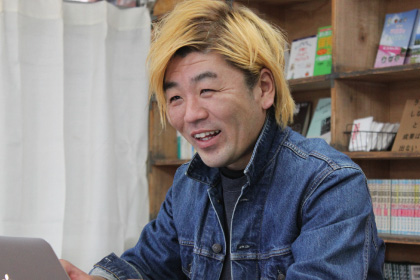 平田村 浜田健史 さん